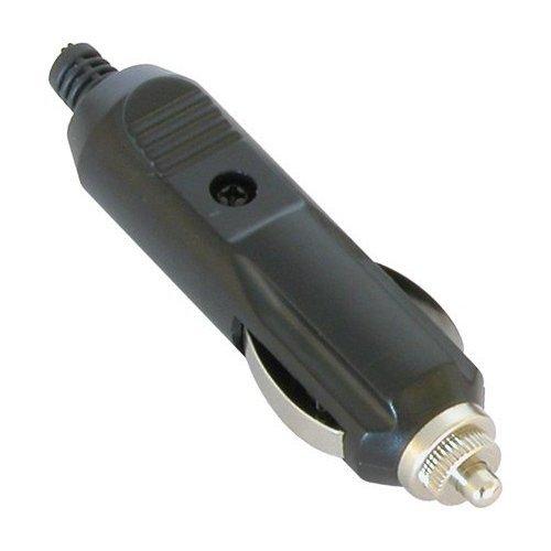 v male car cigarette lighter socket plug connector led on off 8 amp lighter aux socket 12 volt
