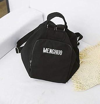 4c974345ccef Amazon.com: KEROUSIDEN Day is a Simple Double Shoulder Bag Men and ...