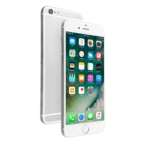 Galleon Apple Iphone 6s Plus Gsm Unlocked 128gb Silver