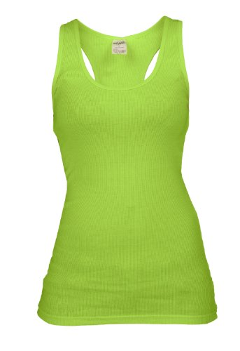 "Urban : ""Ladies Tanktop"" Size: S, Color: green …TB156"