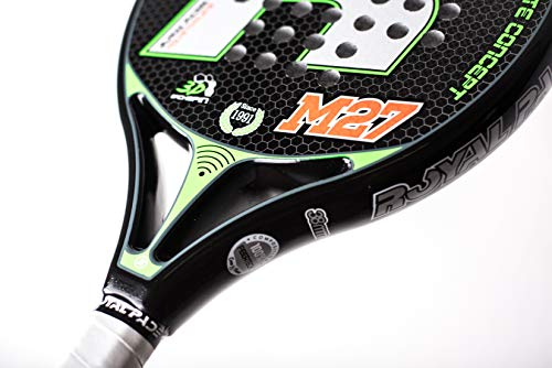 Royal Padel RP M27 Soft Serie Limitada 2019, Adultos Unisex ...