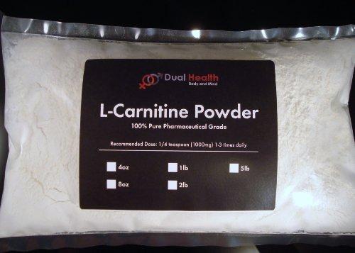 4 унции L-карнитин порошок 1000 мг. (113.4g) потеря Fat Burner Диета Вес энергии Amino Acid Бесплодие USP & FCC фармацевтического качества двойным Здоровье