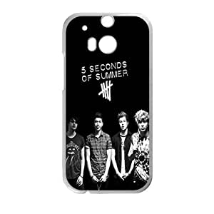 Happy 5 SECONDS OF SUMMER Phone Case for HTC One M8
