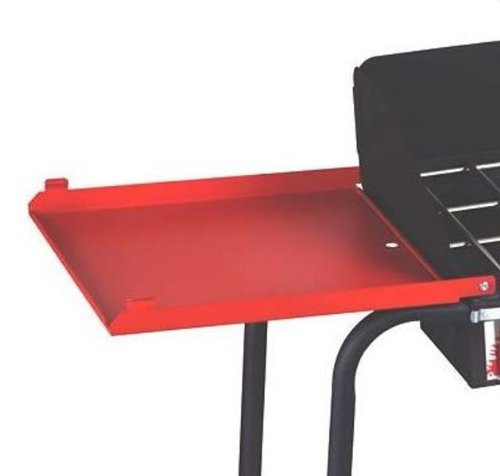 Camp Chef Folding Side Shelves LS60P - Fits Two Burner Stove Models EX60LW, EX60LWC, EX60P, EX60PP, EX60LWF, EX90LW, EX170LW, EX280LW, YK60LW, YK60LWC12, DB60D, CT32LW, EX60B, EX90LWB ()