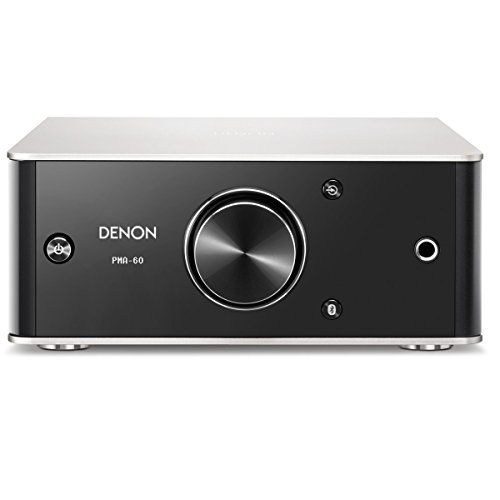 Denon PMA-60 Compact Digital Amplifier with Built-In DAC and Bluetooth