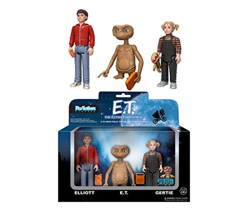 E.T. ReAction Action Figure 3-Pack