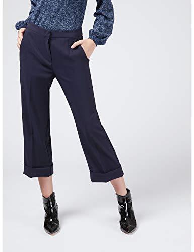 Motivi Motivi Turquesa Mujer Pantalón Pantalón Mujer Para Turquesa Para Motivi FqPIH