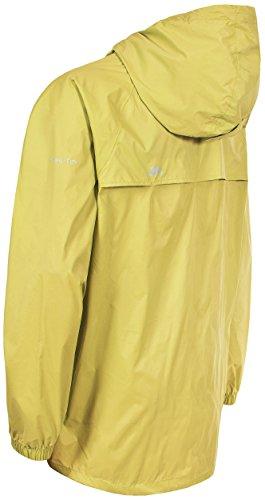XXXL Trespass Packaway yel Chaqueta Qikpac FLI amarillo Gris TP75 Hombre qRB0H