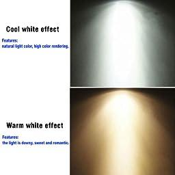 Lemonbest® 4W MR16 LED Spotlight Bulb 12V, 35 Watt Haogen Replacement, Cool White