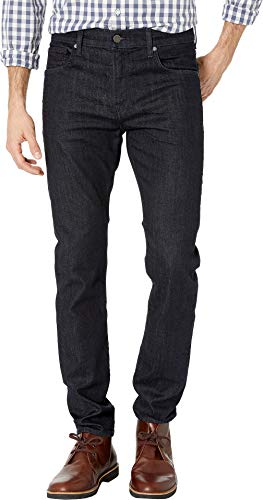 7 For All Mankind Men's Luxe Performance Ryley Modern Skinny w/Clean Pocket in Deep Well Deep Well 36 34 (Jeans All Mankind 7 Skinny)