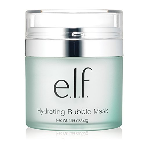 e.l.f. Cosmetics Hydrating Bubble Mask for Cleansing and Moisturizing Your Skin, 1.69 Ounce Jar