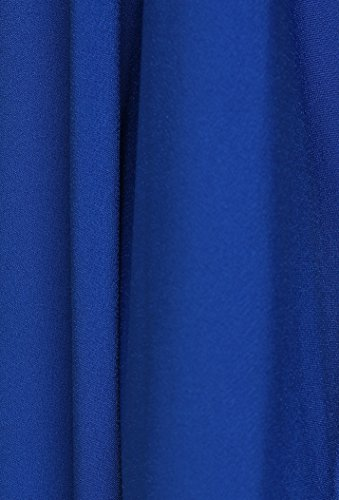 Wickel kobaltblau blau Kleid Kevan Damen Jon ZE71qnFzw