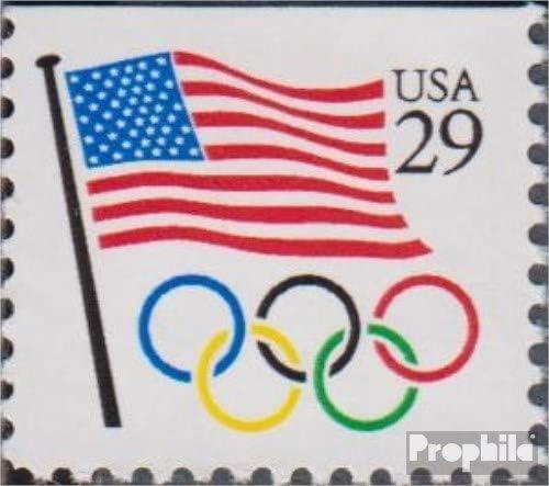 Prophila Collection EEUU Michel.-No..: 2129Do 1991 Banderas (Sellos para los coleccionistas) Juegos Olímpicos: Amazon.es: Juguetes y juegos
