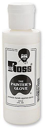 Bob Ross Painter's Glove Coating 2 pcs sku# 1844534MA