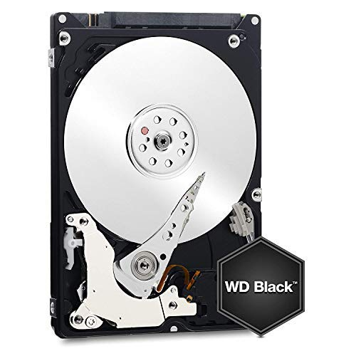 (WD Black 1TB Performance Mobile Hard Disk Drive - 7200 RPM SATA 6 Gb/s 32MB Cache 9.5 MM 2.5 Inch - WD10JPLX )