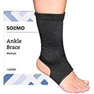 Amazon Brand - Solimo Ankle Brace, Medium