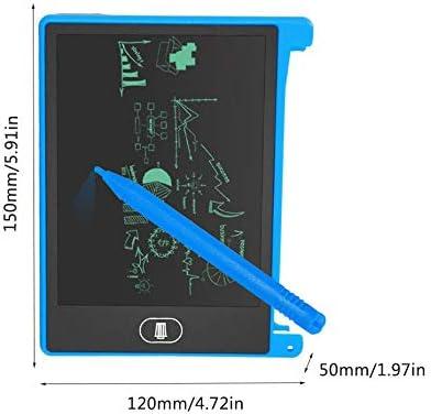 Blu Scrittoio Digital Home LCD Notepad Kid Eletric Tavolo da Disegno Scrivania Scuola Display Tabellone