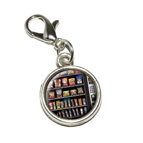 Graphics and More Snacks Chips Candy Vending Machine Anti...