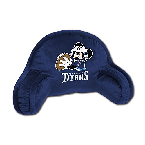 Tennessee Titans Sports Bed (The Northwest Company Officially Licensed NFL Tennessee Titans Field Goal Co Disney's Mickey Small Bedrest)