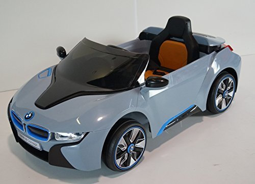 New Licensed Bmw I8 Concept Kids Ride On Power Wheels Battery Remote