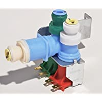Whirlpool W2188808 Refrigerator Water Inlet Valve Genuine Original Equipment Manufacturer (OEM) Part