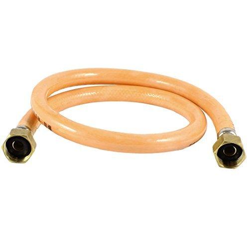 Collegare il tubo flessibile al riscaldatore dellacqua calda