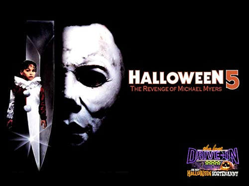 Austin Halloween Events (Halloween 5: The Revenge of Michael)