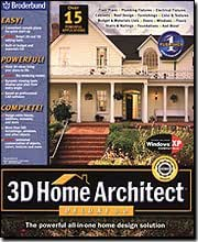 Amazon Com 3d Home Architect Deluxe 5 0