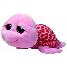Ty Beanie Boos Shellby - Pink Turtle Large Plush
