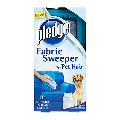 Pledge Fabric Sweeper for Pet Hair, 1 sweeper by Pledge