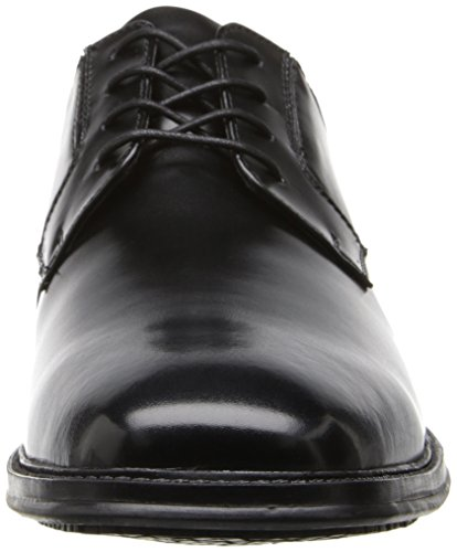 Resistant Leather Dockers Shoe Sansome Slip Dress Oxford Black Work Mens F7qHIZqw