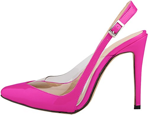 Zapatos morados Salabobo para mujer zsIrV4WR