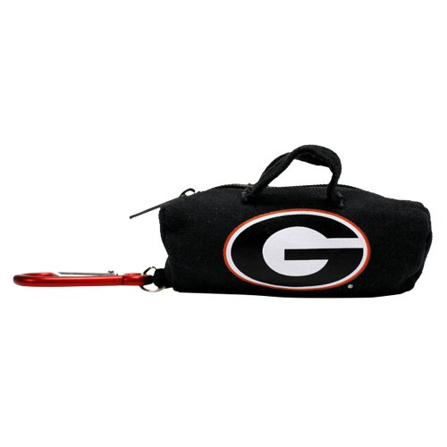 Georgia Bulldogs Headphone (Georgia Bulldogs - BudBag Earbud)