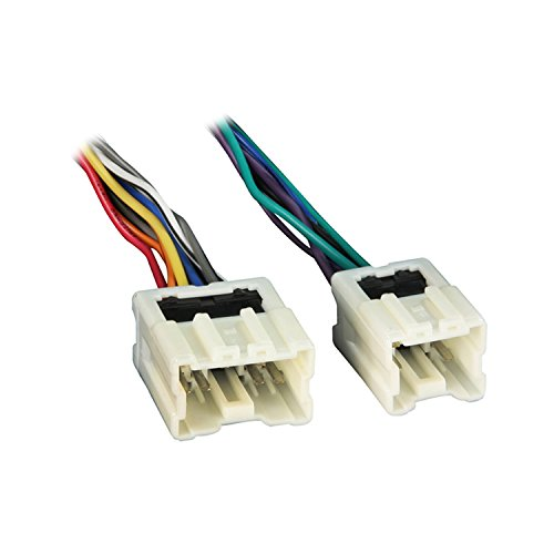 (Metra 70-7550 Wiring Harness for Select 1990-2005 Nissan/Infiniti Vehicles)