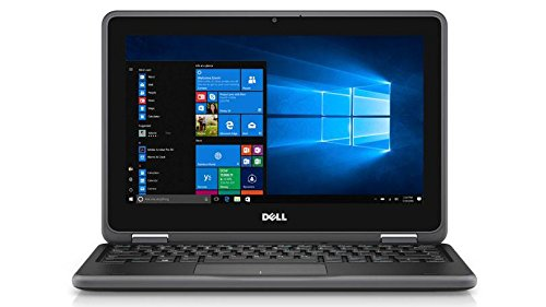 DELL Latitude 3189 Intel Pentium N4200 (1.1 GHz) 4 GB Memory 128 GB SSD Intel HD Graphics 505 11.6″ Touchscreen 1366 x 768 Convertible 2-in-1 Laptop Windows 10 Pro 64-Bit (Renewed)