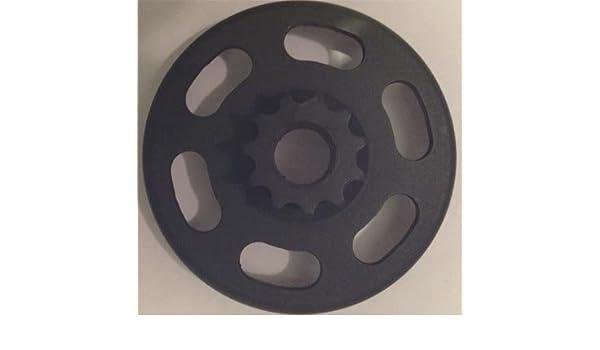 Amazon.com: Go Kart Clutch Drum Assembly - 362021A - Drum, 11T TD23-3: Automotive