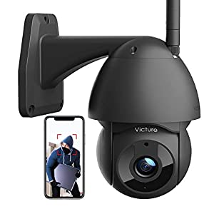 Flashandfocus.com 413Z3gYBjnL._SS300_ Security Camera Outdoor Victure 1080P WiFi Home Security Camera with Pan/Tilt 360° View Night Vision IP66 Waterproof…