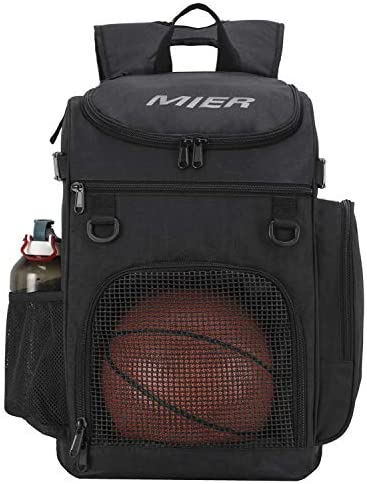 MIER Basketball Backpack Compartment Volleyball product image