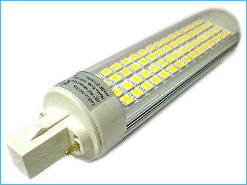 Lampada Per Faretto A Led.Lampada Faretto Led G23 Plc 220v 12w 60 Smd 5050 Bianco