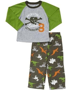 Carter's Boys Carters Dino Pajama Set