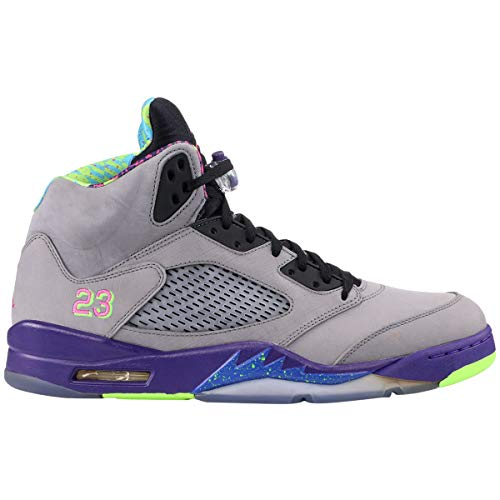 Jordan Air Mens 5 Retro Bel Air Style: 621958-090 Size: 9 Cool Grey