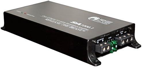 REAudio SA 1000.1 1400W Monoblock SA Series Class D Amplifier