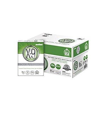 CASOX9001P - Boise X-9 Copy 3-Hole Punched Paper