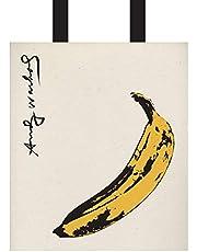 Andy Warhol Banana Tote Bag