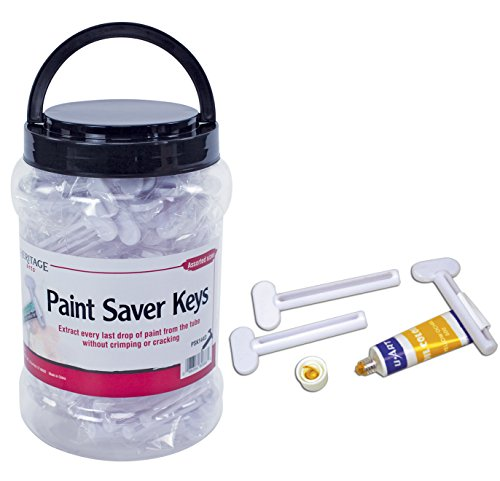 Paint Keys Saver - Heritage Arts PSK144D Paint Saver Key Display
