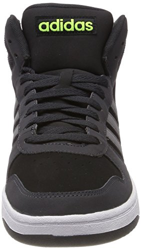 Adidas 0 grey Mid Noir Black Hautes 0 2 Vs carbon Baskets core Homme Hoops Three 4qrwZ4