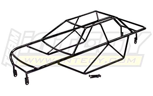 INTEGY RC Model Hop-ups T4063 Steel Roll Cage Body for Tr...