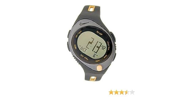 Amazon.com: Nike Midsize WR0128-002 Triax 50 Regular Watch: Nike: Watches