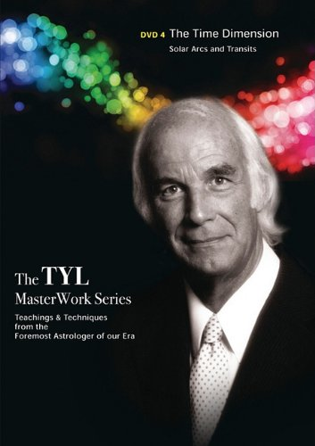 Noel Tyl's The Time Dimension: Solar Arcs and Transits DVD4: Questions to illumunate events. Moves, family developments, job changes, schooling, marriage, health. (Noel Tyl's DVD Series)