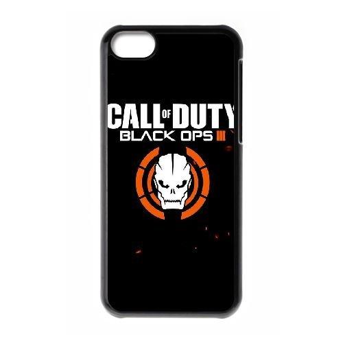 Call Of Duty black Ops F5S93D2MB coque iPhone 5c case coque black 07I7Q3